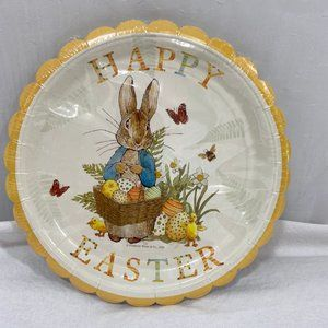 Other - Peter Rabbit Happy Easter Paper Plates Luncheon 12
